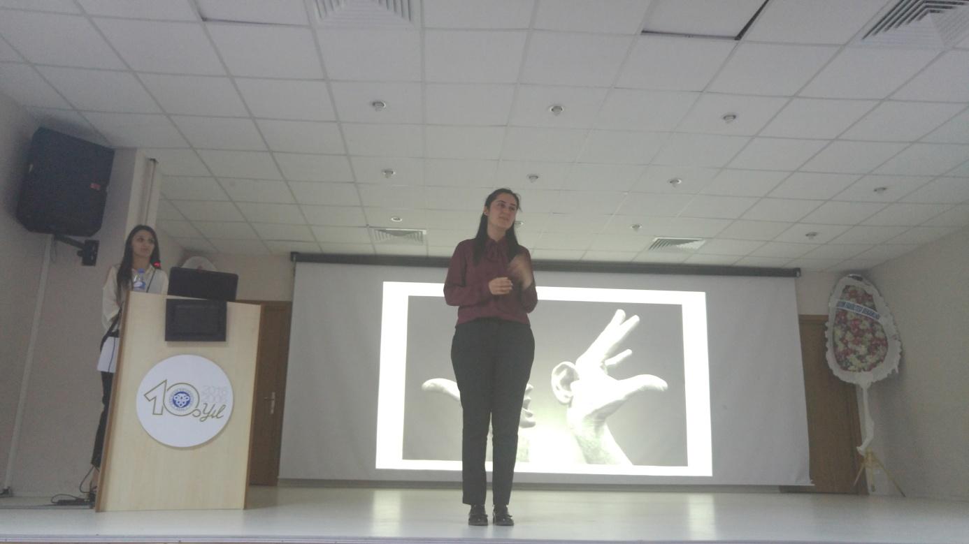 İşaret Dili Konferansı